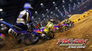 motocross vs atv review mx vs atv supercross encore gets stuck in the mud gamecrate
