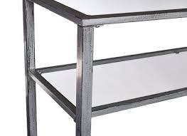 Steel Coffee Table Steel And Glass Coffee Table Jennyoctonails Com