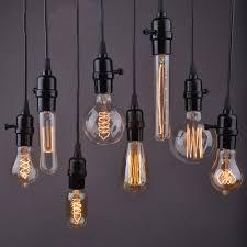 hanging light pendants for kitchen vintage american country 1pc pendant light line 1 2m pendant lamp