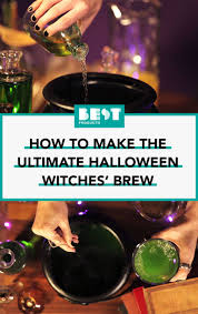best witches brew recipe for halloween 2017 tasty witches brew punch