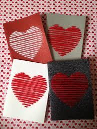 holidays diy valentines day i got a crafty this s day diy yarn heart