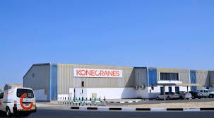 konecranes parts distribution center middle east konecranes