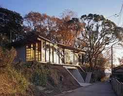 luxury hillside home designs house design plans