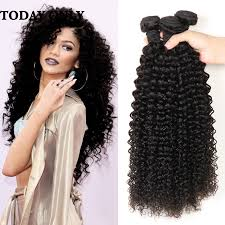 mongolian hair virgin hair afro kinky human hair weave 3 bundle deals brazilian kinky curly virgin hair afro kinky curly