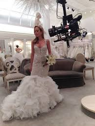 wedding dress search pnina tornai say yes to the dress search beautiful