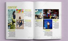 30 professional free u0026 premium indesign magazine templates
