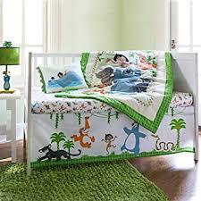 Mickey And Minnie Crib Bedding Disney Baby Nursery Collection Jungle Book Crib