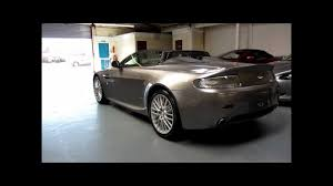 used aston martin used aston martin v8 vantage 4 7 roadster for sale youtube
