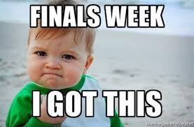 Finals Memes - 9 memes that describe thoughts we have during finals week fresh u