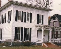 italianate style house italianate cube circa 1860 historic house colors