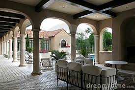 greatly influenced early spanish colonial style home design