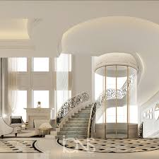 Interior Design Uae Ions Design Project Stunning Staircase And Elevator Design Ideas