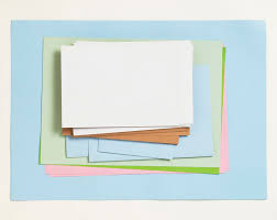tips for buying cardstock to make cards