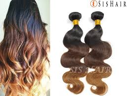 ombre hair extensions 1 bundle 8a ombre remy hair wave t1b 4 30