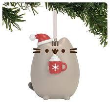 pusheen the cat meowy ornament department 56 pusheen