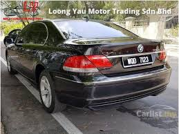 bmw 730i bmw 730i 2004 in selangor automatic black for rm 55 800 2996035