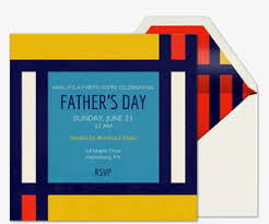 father u0027s day free online invitations