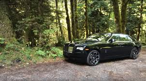 black rolls royce rolls royce ghost black badge is every 1 percenter millennial u0027s