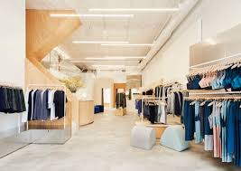 Shop In Shop Interior Designs by Bring Your U0027outdoor Voices U0027 Inside This Nolita Shop And Community