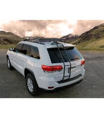Jeep Grand Cherokee Roof Rack 2012 by Jeep Grand Cherokee Wk2 Stealth Rack Multi Light Setup No
