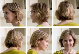 what kind of hair cut keeps hair away from face my new shorter bob haircut