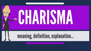 what is charisma what does charisma charisma meaning