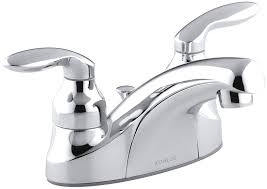 Kitchen Sink Faucet Leaking by Kitchen Metal Kohler Kitchen Faucet Repair For Your Kitchen Sink