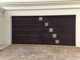 modern wood door modern garage doors in an astonishing protection amaza design