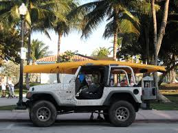 mobil jeep offroad ocean drive sea kayak jeep chris goldberg flickr