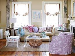 cottage livingrooms charming furniture sitting room small cottage living ideas