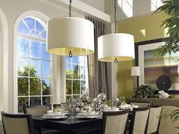 dining room pendant chandelier square dining room light modern