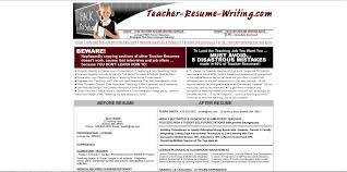 Best Resume Of The Year by Best Teacher Resume Resume For Your Job Application