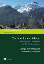 the indus basin of pakistan the impacts of climate risks on water
