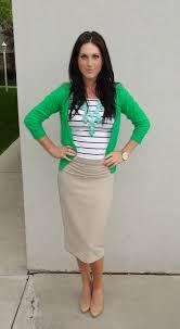 striped pencil skirt dress ala stripes pencil skirt bright cardigan and a contrasting