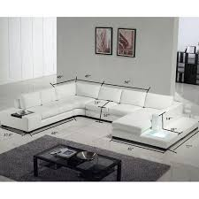 Sectional Sofa Dimensions by 154 Best Sofa Sectionals Images On Pinterest Bonded Leather