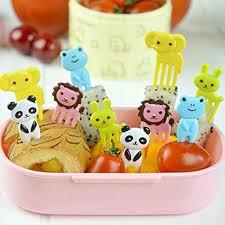aliexpress com buy kids safe mini lovely animal fruit fork farm