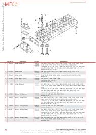massey ferguson engine page 88 sparex parts lists u0026 diagrams