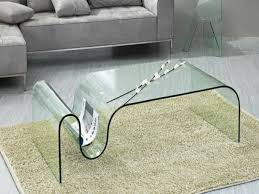 unique contemporary glass coffee tables u2014 contemporary