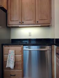 kitchen under cabinet lighting led led lighting under cabinet lighting u2013 milwaukee electrician