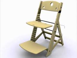 Svan Signet Complete High Chair Keekaroo Height Right High Chair Adjustments Youtube