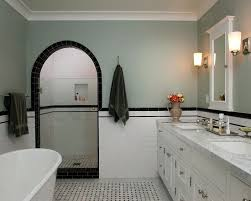 black and white tile bathroom ideas 87 best black and white tile patterns for vintage bath images on