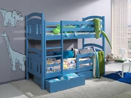 Hardwood Bunk Bed Blue Beds Wooden Simple Bunk Bed Best With Regard To Plan 14