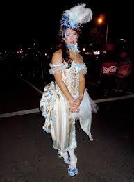 Showgirl Halloween Costume Halloween Carnaval Costume Fun West Hollywood Jason