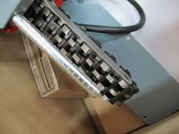 Bench Mortise Machine The Awesome Power Of The Chain Mortiser