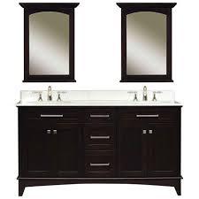 birch wood bathroom vanity bellacor