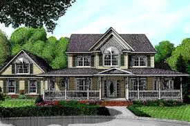Farm House Plans by Farmhouse Style House Plan 3 Beds 2 50 Baths 2645 Sq Ft Plan 11 211