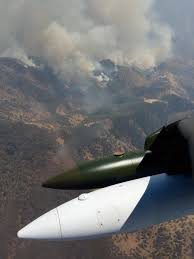 Wildfire Under King S Landing by Nasa Scientists Use Jet To Measure Air Quality Data From Wildfires