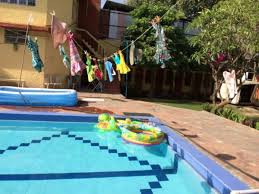 swimming pool kitty party best kitty party theme for summers