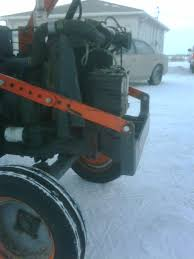 l175 front weight orangetractortalks everything kubota