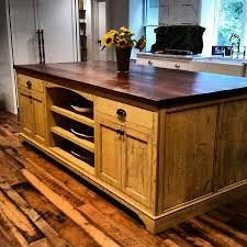 reclaimed wood kitchen islands custom designed kitchen islands made from reclaimed wood